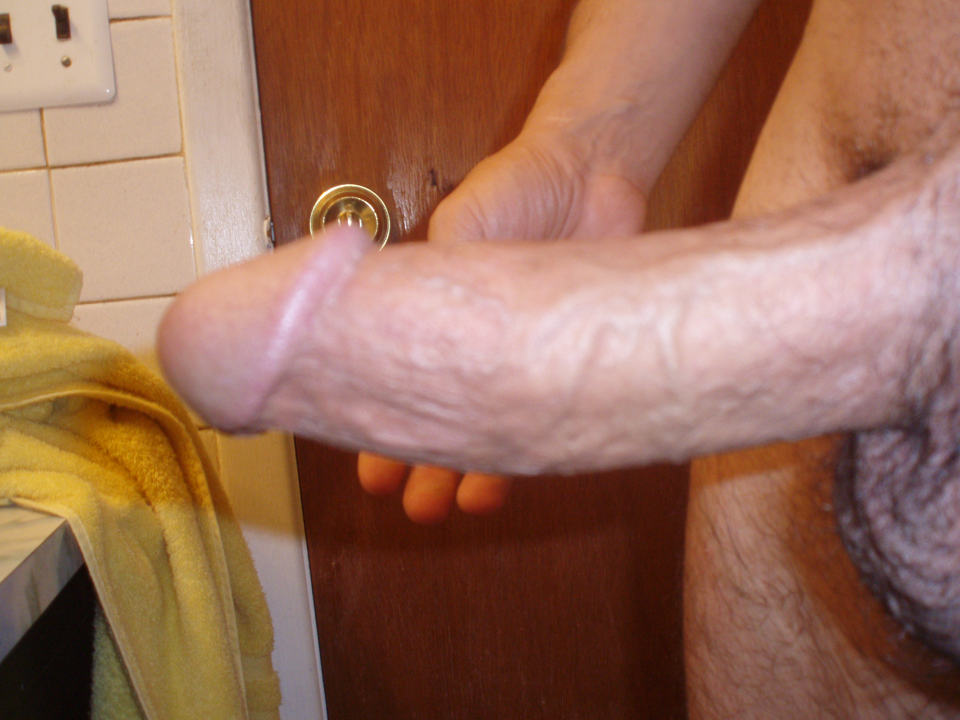 Charming is my cock big enough consider